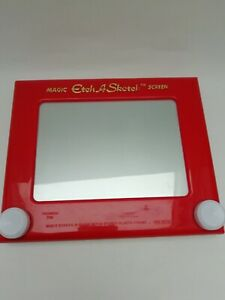 Original Magic Etch A Sketch Screen Retro Fully Working Condition Classic Toy