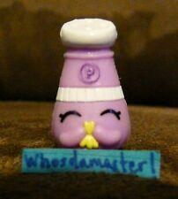 Shopkins Season 1 #17 PEPPE PEPPER Purple Mint OOP