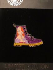 Disney Store Steppin Out Jessica Rabbit Shoe Who Framed Roger Rabbit Le 500 Pin
