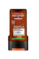 L'OREAL Body Shower Gel Men Cleansing Moisturizing Emollient Cedar Oil 400 ml