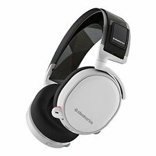 SteelSeries Sealed Type Gaming Headset Arctis 7 White New in Box
