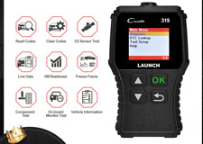 Launch X431 CR3001 Full Car Scanner  OBD2 OBDII Code Reader Scan Tools OBD 2 ABS