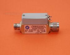 Bird Elettronico Thruline RF Alimentazione Sensore Modello 4146-060 2-30MHz 200W