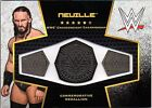2017 Topps WWE Then Now Forever Relic Singles (Pick Your Cards)