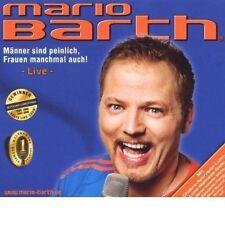 Mario Barth - Männer Sind Peinlich, Frauen Manchmal Auch! 2CD