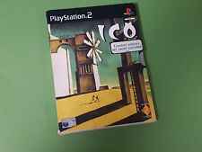 Ico Sony PlayStation 2 PS2 Game - SCEE *Limited Edition With Art Cards*