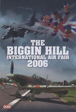 BIGGIN HILL INTERNATIONAL AIR FAIR 2006 - DVD - REGION 2 UK