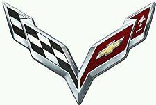 Corvette Chevy Stingray Z06 Garage C7 fathead Sticker Sports Luxury Race Car