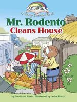 Storyland: Mr. Rodento Cleans House A Story Coloring Book 9780486793917