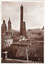 BOLOGNA - Le due Torri - Fotocelere Campassi Torino 1940