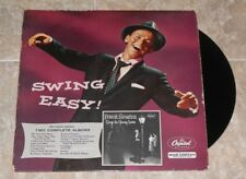 VINILO LP   SWING ESAY  - FRANK SINATRA