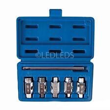 Set chiavi bussola per tappi scarico coppa olio 8 9 10 11 12 13 14 17 mm quadra