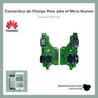 Connecteur de charge pour  HUAWEI P20 LITE charging flex jack micro alimentation