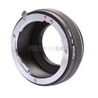 FOTGA Pentax PK K lens to Micro 4/3 M43 Adapter E-P5 GF6 G7 GH4 E-PL7 GX7 E-PM2