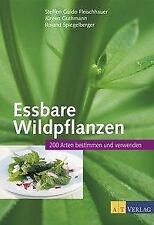 Essbare Wildpflanzen Ausgabe - 9783038008866 PORTOFREI