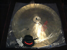 "RARE OOP NOS LP Latin Percussion RanCan Authentic 12"" China Cymbal Never Played!"