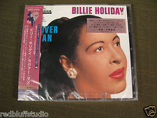 Billie Holiday Lover Man MVCJ-19216 CD 1999 Made in Japan New