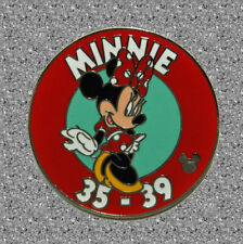 Minnie Pin - Magic Kingdom Parking Sign - Wdw Series 3 - Disney Cast Lanyard