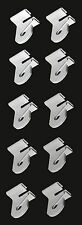 Ten Pack (10 Sets) Drop Suspended Ceiling Hooks     CH-1R2LX10