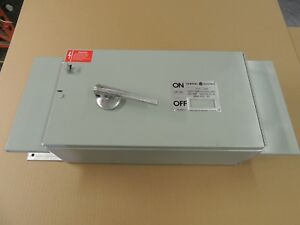 QMR364, THFP364 GE PANEL SWITCH , RECON 200 AMP, 600V, WITH HARDWARE