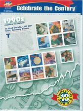 US 3191 CELEBRATE CENTURY 1990s  SHEET OF 15-33c STAMPS