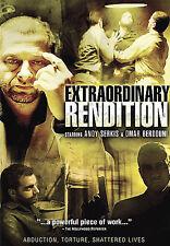 USED DVD Extraordinary Rendition~James Threapleton,Rami Hilmi, Ania Sowinski, Om