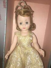 "Cissette 9"" Madame Alexander Queen Elizabeth Dress Tagged & Box 801"
