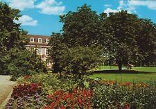 Oberhausen , Schloßgarten ,Ansichtskarte, 1984 gelaufen