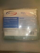 """InCover 42"""" Outdoor TV Cover - Works with Flat TV, LCD, LED, 3D and Plasma (RB)"""