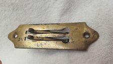 Butlers Bell Crank , Brass