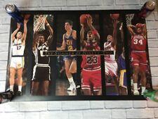 90s VTG NIKE MICHAEL JORDAN 1992 Scottie PIPPEN Dream Team Chris Mullin Barkley