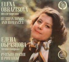 Elena Obraztsova - Russian Songs & Romances, New Music
