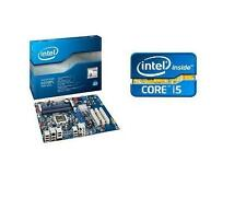 INTEL I5 2300 QUAD CORE CPU DZ68PL MEDIA SERIES MOTHERBOARD COMBO KIT USB SATA