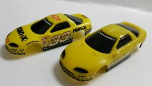 Tyco #33 rainx and unpainted body only. unused!  .SALE ! SALE!