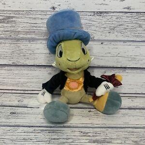 disney Store jiminy cricket Plush Soft Toy