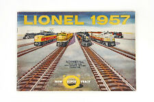 Lot 190511 Lionel Hauptkatalog 1957 - New Super O Track - Spur 0