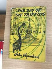 Day of the Triffids by John Wyndham - First Edition (Hardback, 1951)