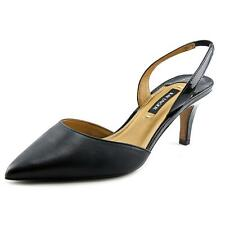 High (3 in. and Up) Patent Leather Wide (C, D, W) Heels for Women