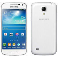 Samsung Galaxy S4 MINI  - 8GB - Black/white - Unlocked