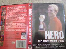 HERO - THE BOBBY MOORE STORY - DVD