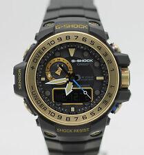 New Casio G-Shock GWN1000GB-1A Gulf Master Ocean Concept Black & Gold Mens Watch