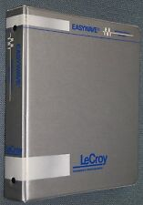 LeCroy Easywave User's Manual, Version 2.0 §