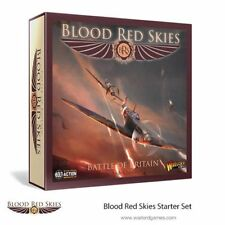 Warlord Games Blood Red Skies Starter Set With Well Painted Miniature Planes