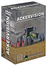 Ackervision Sammelbox 5 DVDs Fendt 1050 Case Optum John Deere RX uvm