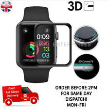 Screen Protector Watch Apple iwatch 42mm Series 1 2 3 Tempered Glass Cover Part