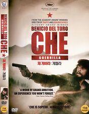 "Che: Part Two ""Guerrilla"" (2008, Steven Soderbergh) DVD NEW"