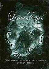 LEAVES' EYES we came with the northern winds 2CD +2DVD