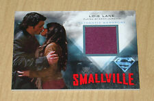 Cryptozoic Smallville wardrobe costume Lois Lane Purple Top Erica Durance M13