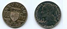 Gertbrolen Ile de La Réunion   ESSAI  Nickel 100 Francs 1964 Exemplaire Numéro 2