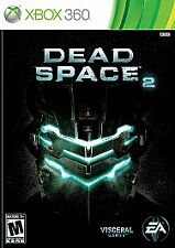 Dead Space 2 Xbox 360 2-disc game with Manual        G03